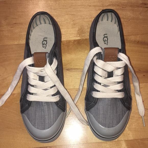 ad03cc5065f girls ugg sneakers